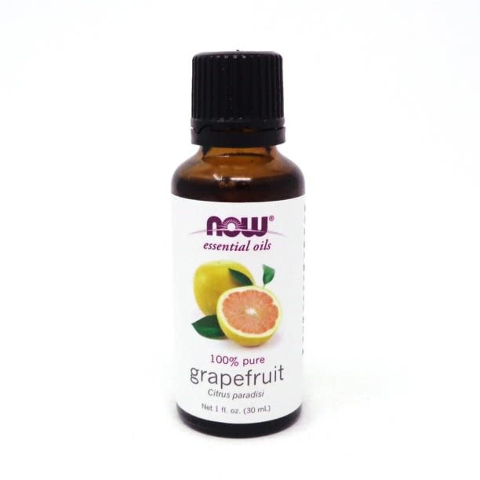 Now Now Grapefruit Essential Oil 30ml