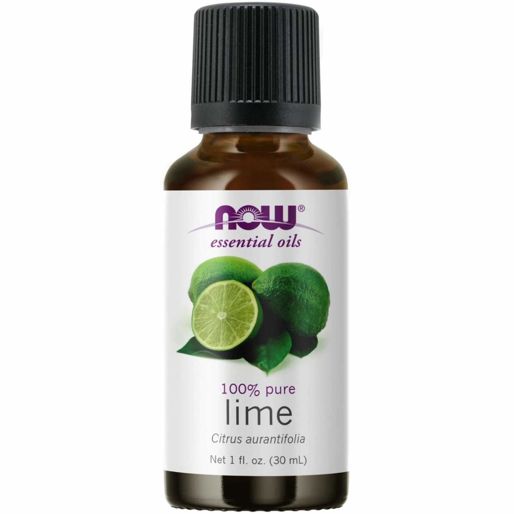 Now Now Lime Essential Oil 30ml