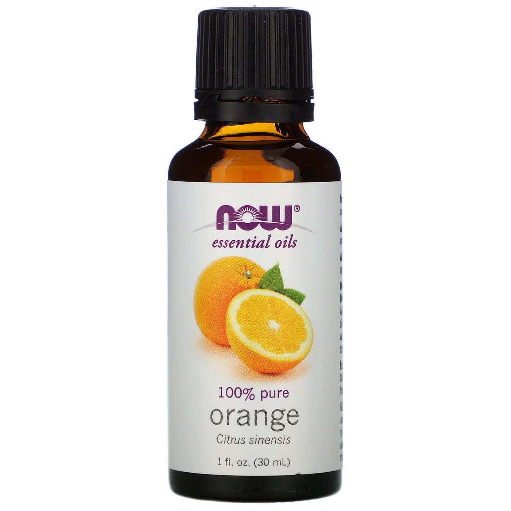 Now Now Orange Essential Oil 30ml