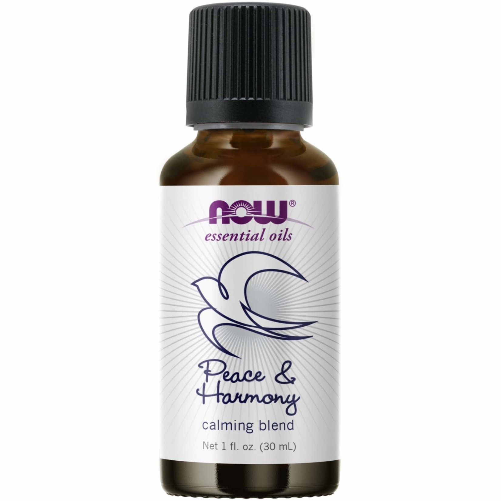 Now Now Peace & Harmony Essential Oil Blend 30ml