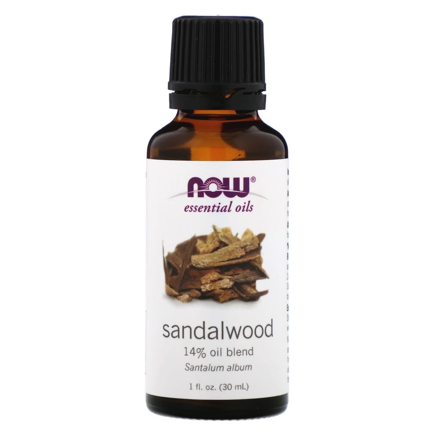 Now Now Sandalwood Essential Oil 30ml