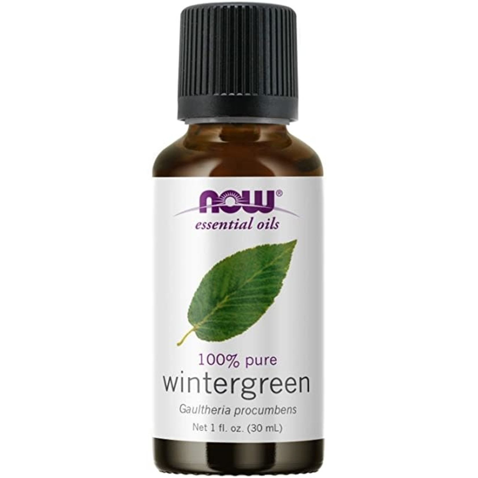 Now Now Wintergreen Essential Oil 30ml