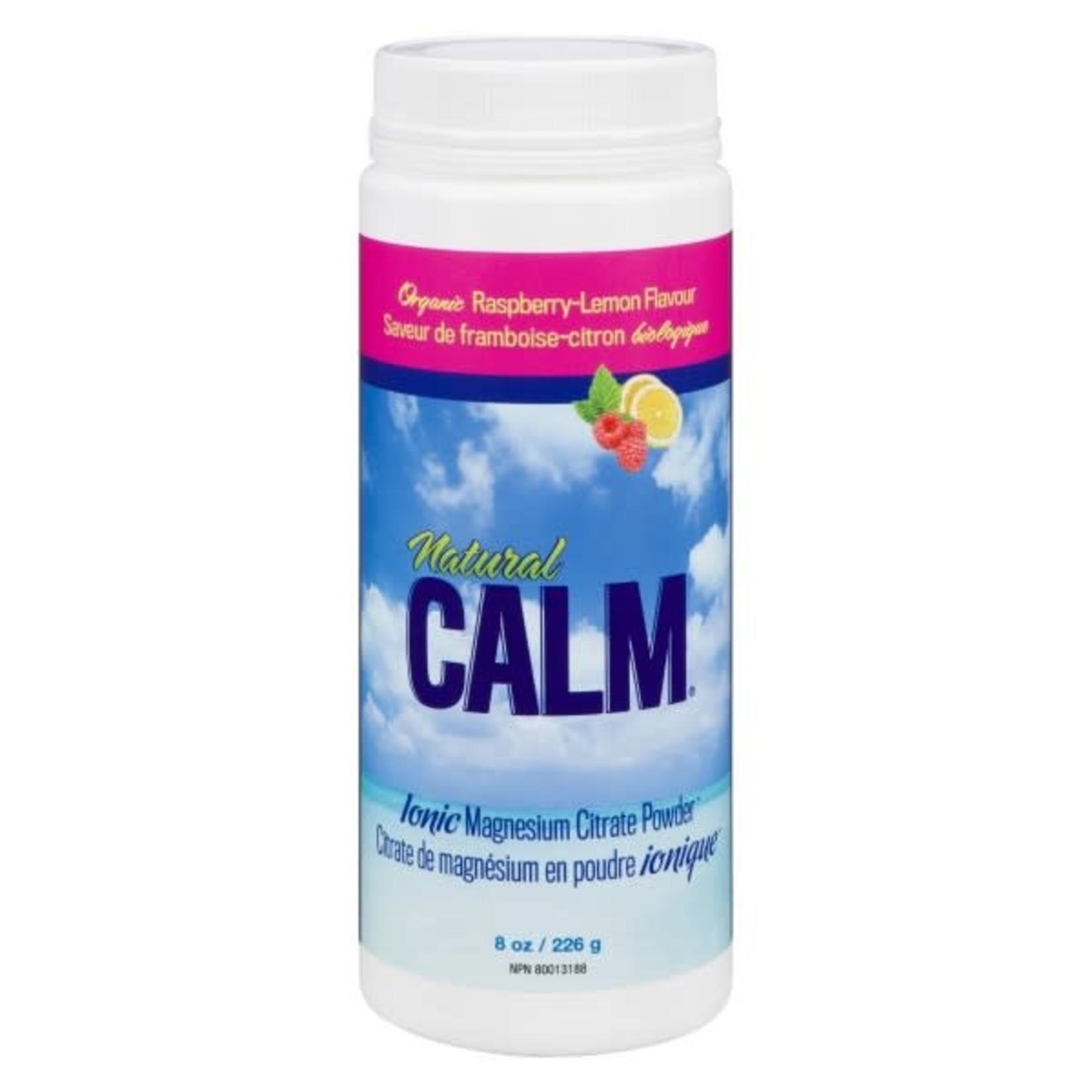 Natural Calm Natural Calm Raspberry Lemon 226g