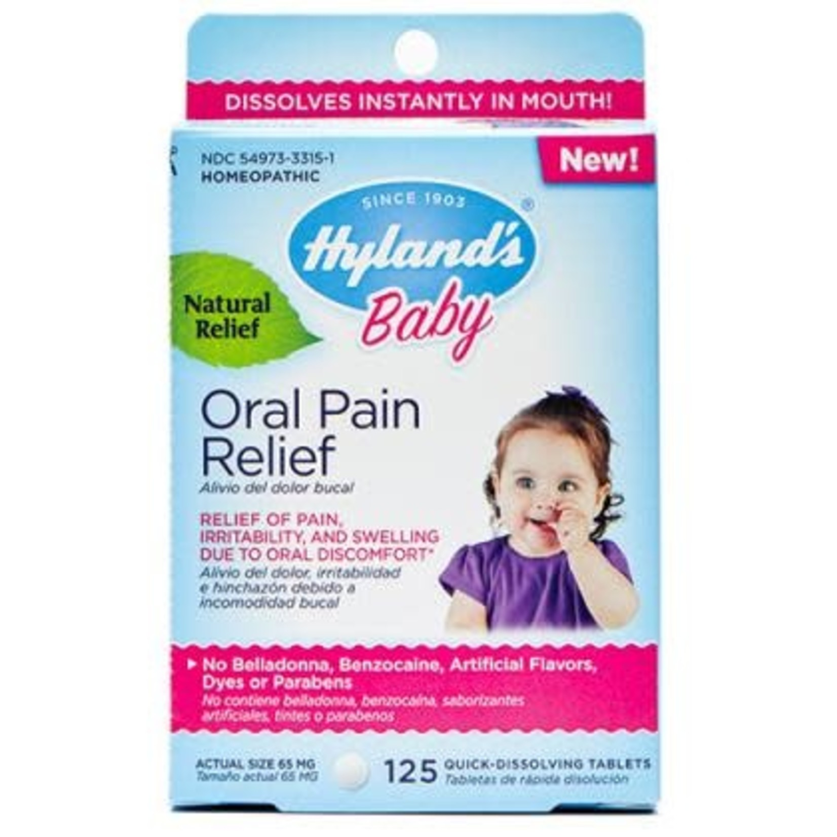 Hyland's Hyland's Oral Pain Baby