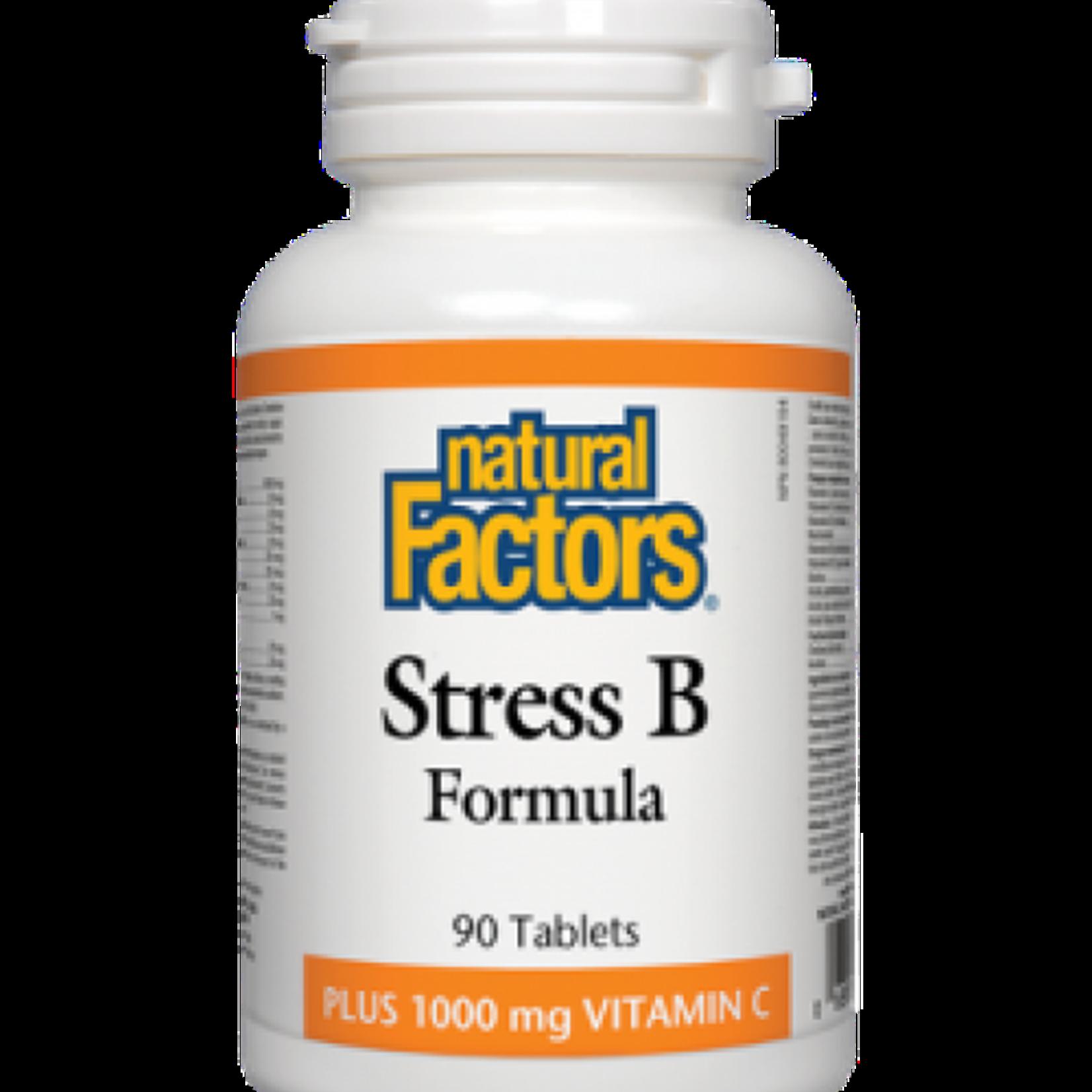 Natural Factors Natural Factors Stress B Formula 90 tabs