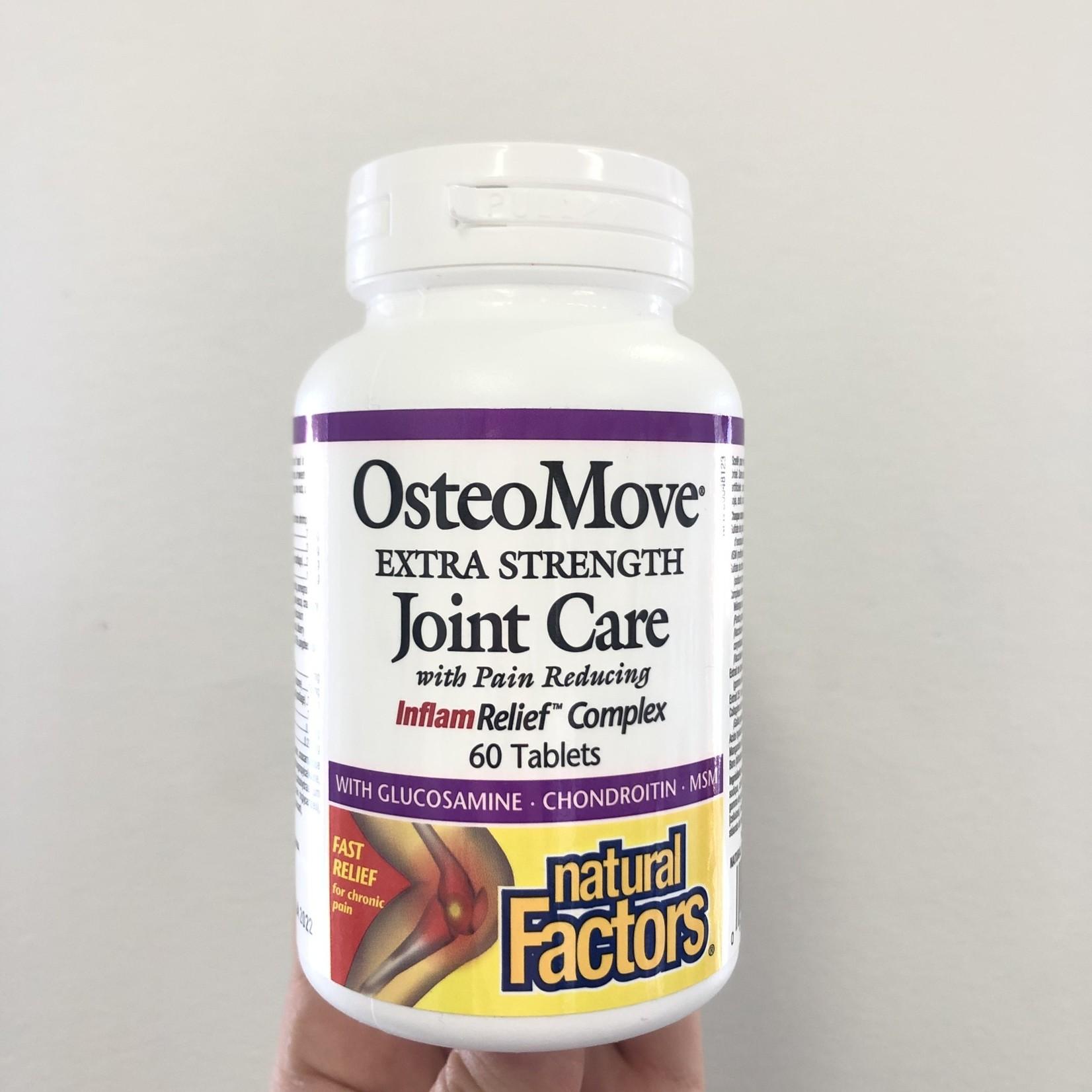 Natural Factors Natural Factors OsteoMove Joint Care 60 tabs