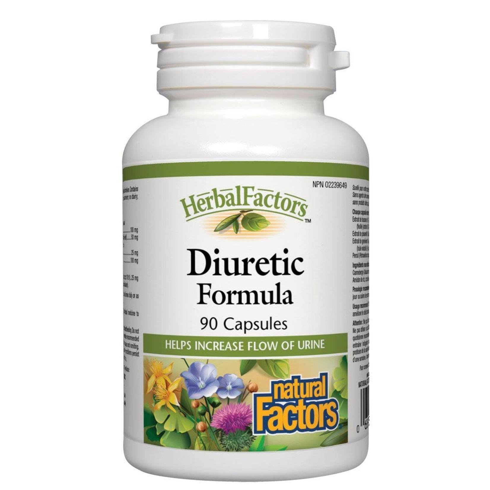 Natural Factors Natural Factors Diuretic Formula 90 caps