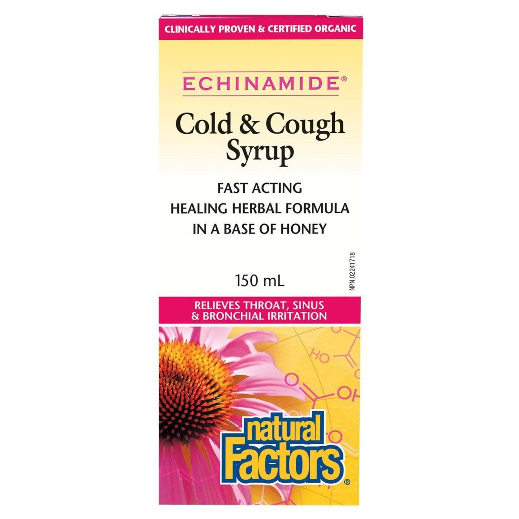Natural Factors Natural Factors Cold & Cough Syrup 150ml