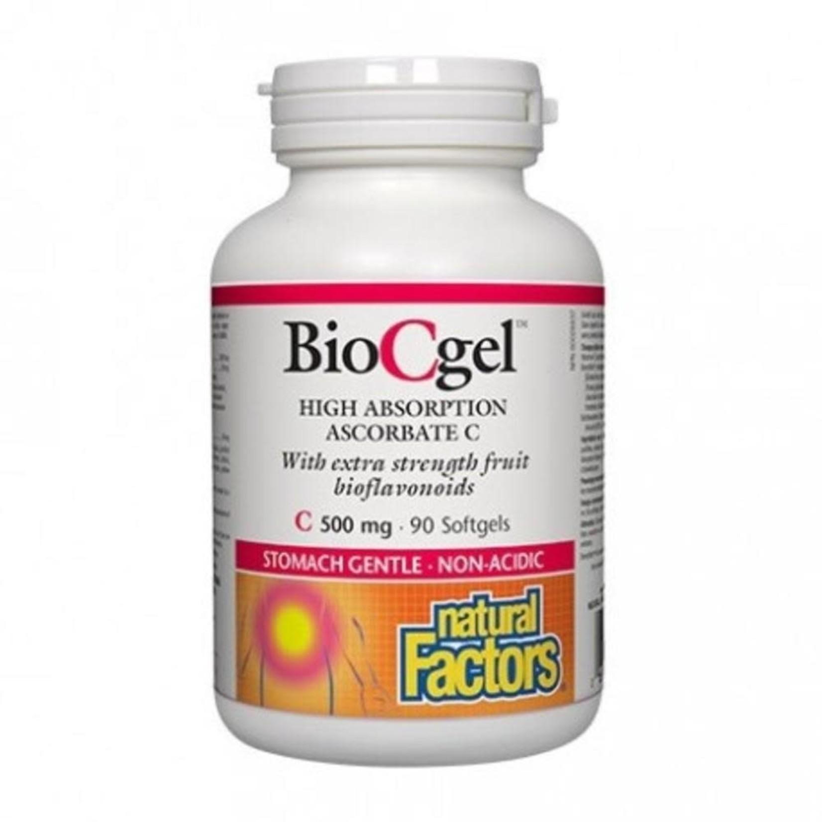 Natural Factors Natural Factors BioCgel 90 softgels
