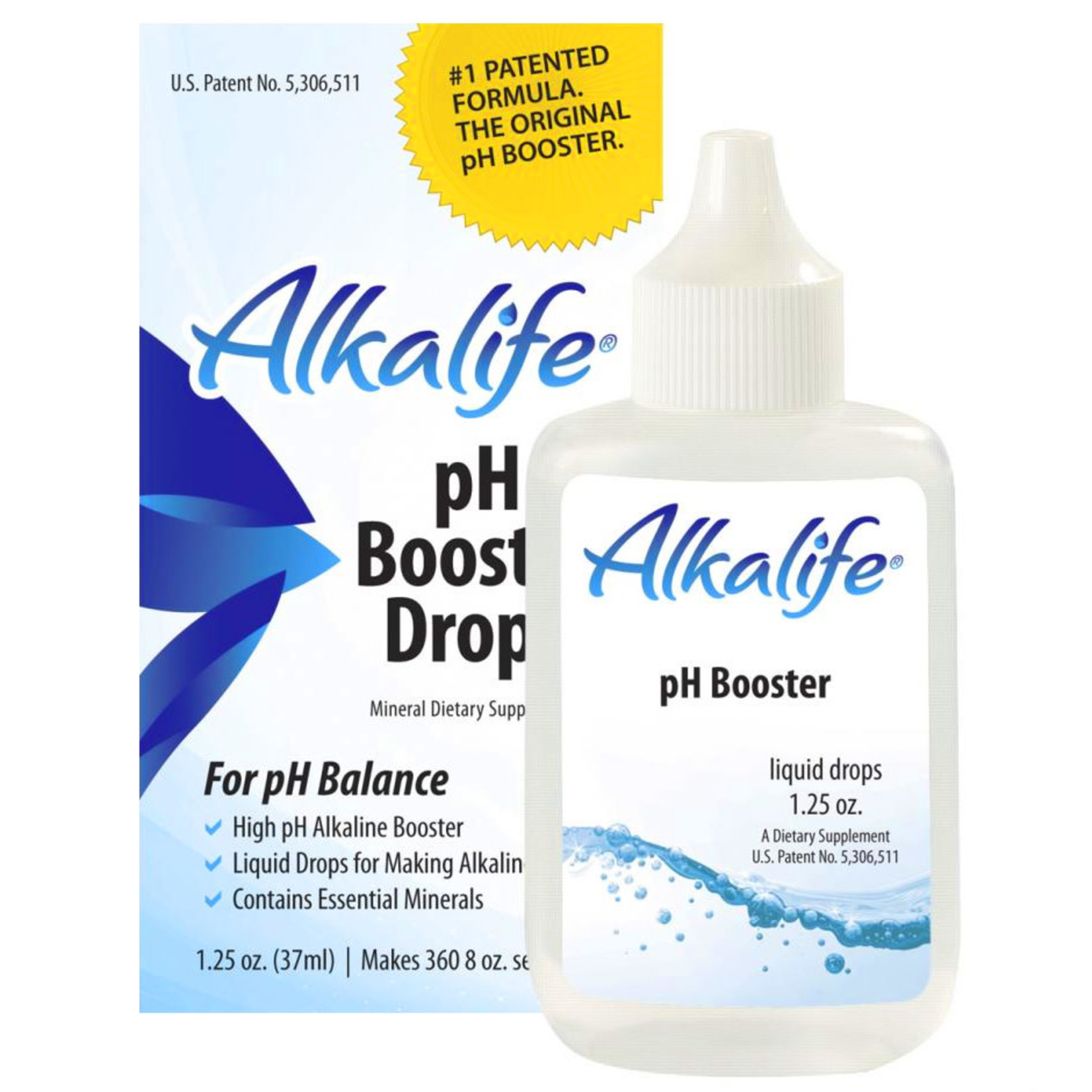 Alkalife Alkalife pH Booster Drops 37ml