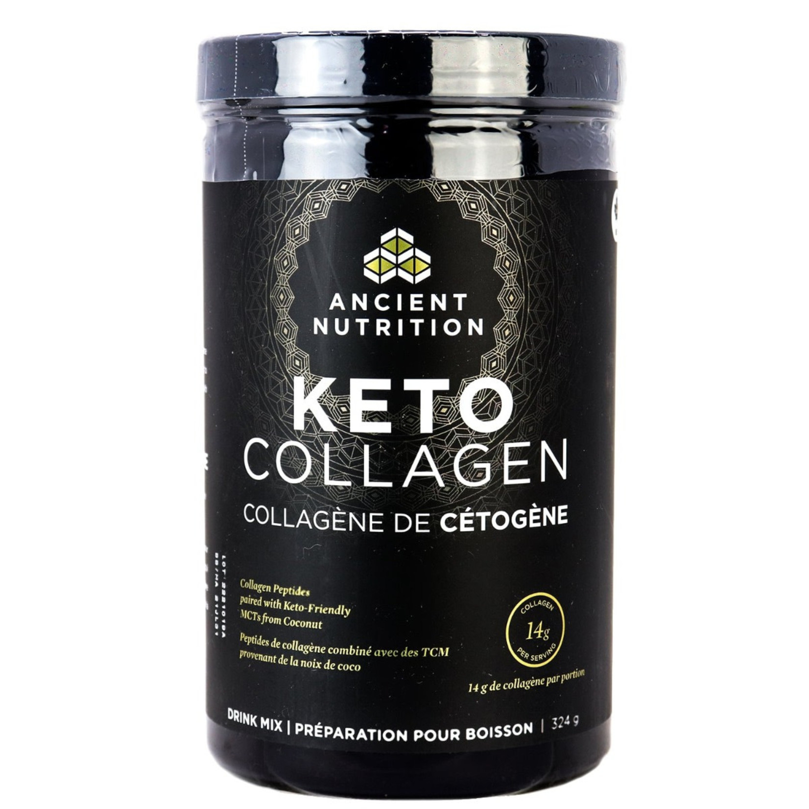 Ancient Nutrition Ancient Keto Collagen Pure 324g