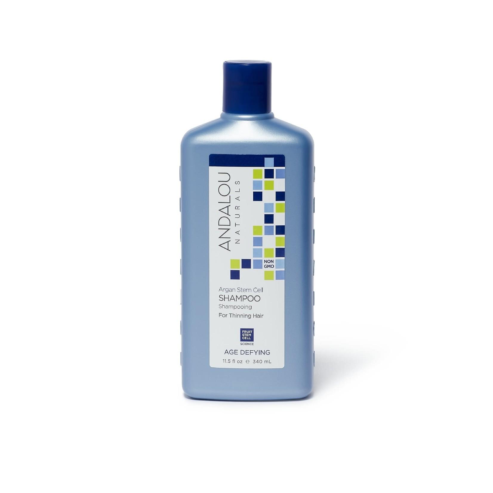 Andalou Andalou Argan Stem Cell Shampoo 340ml