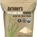 Anthony's Goods Anthony's Psyllium Husks 1.5 lbs