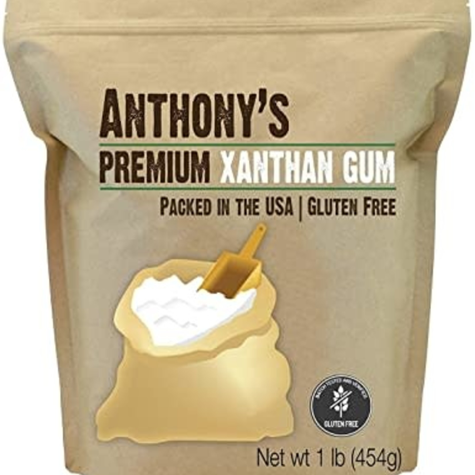 Anthony's Goods Anthony's Xanthan Gum 1lb