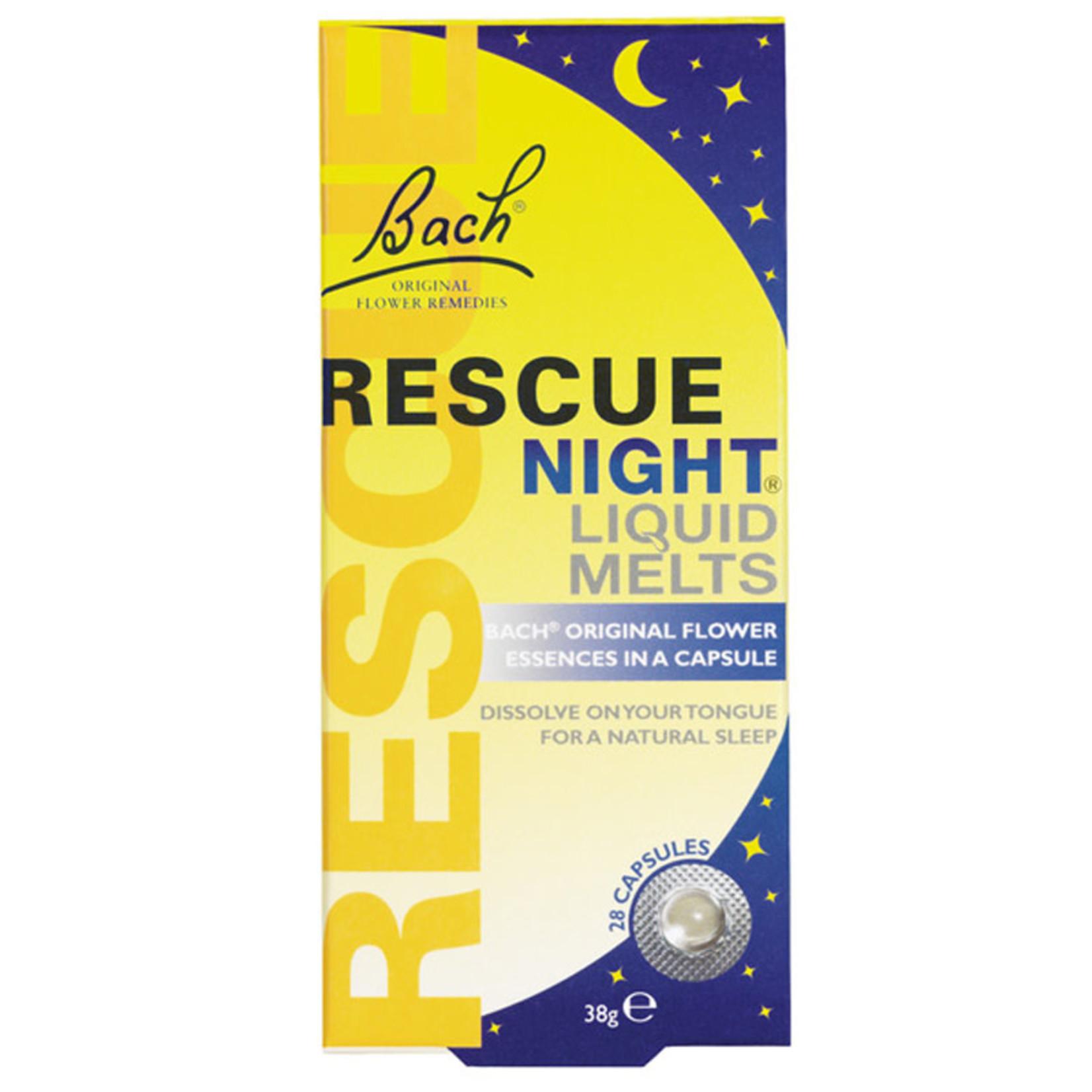 Bach Bach Rescue Night Melts 28 melts