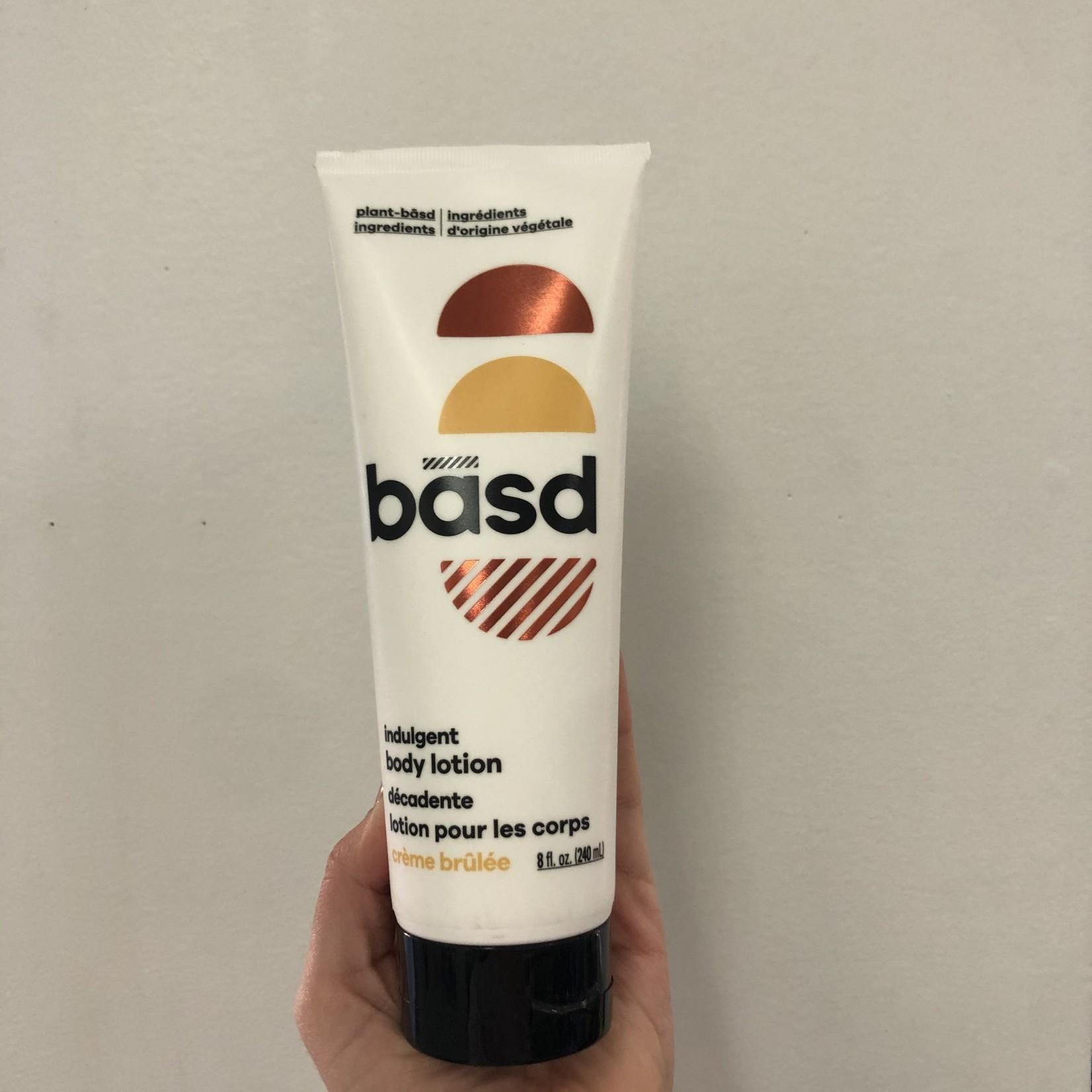 Basd Basd Indulgent Body Lotion Creme Brulee