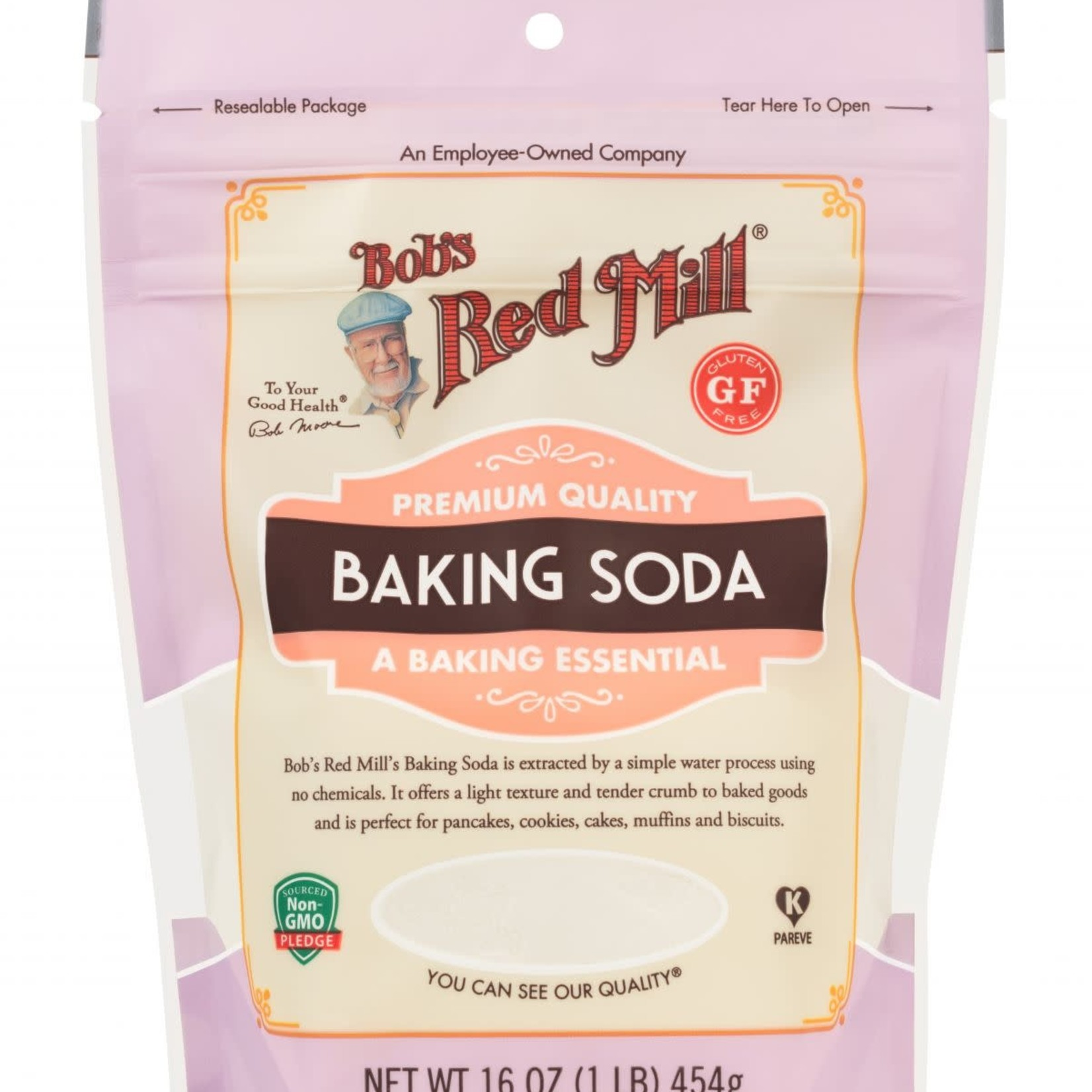 Bob's Red Mill Bob's Red Mill Baking Soda 454g