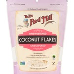 Bob's Red Mill Bob's Red Mill Unsweetened Coconut Flakes 284g