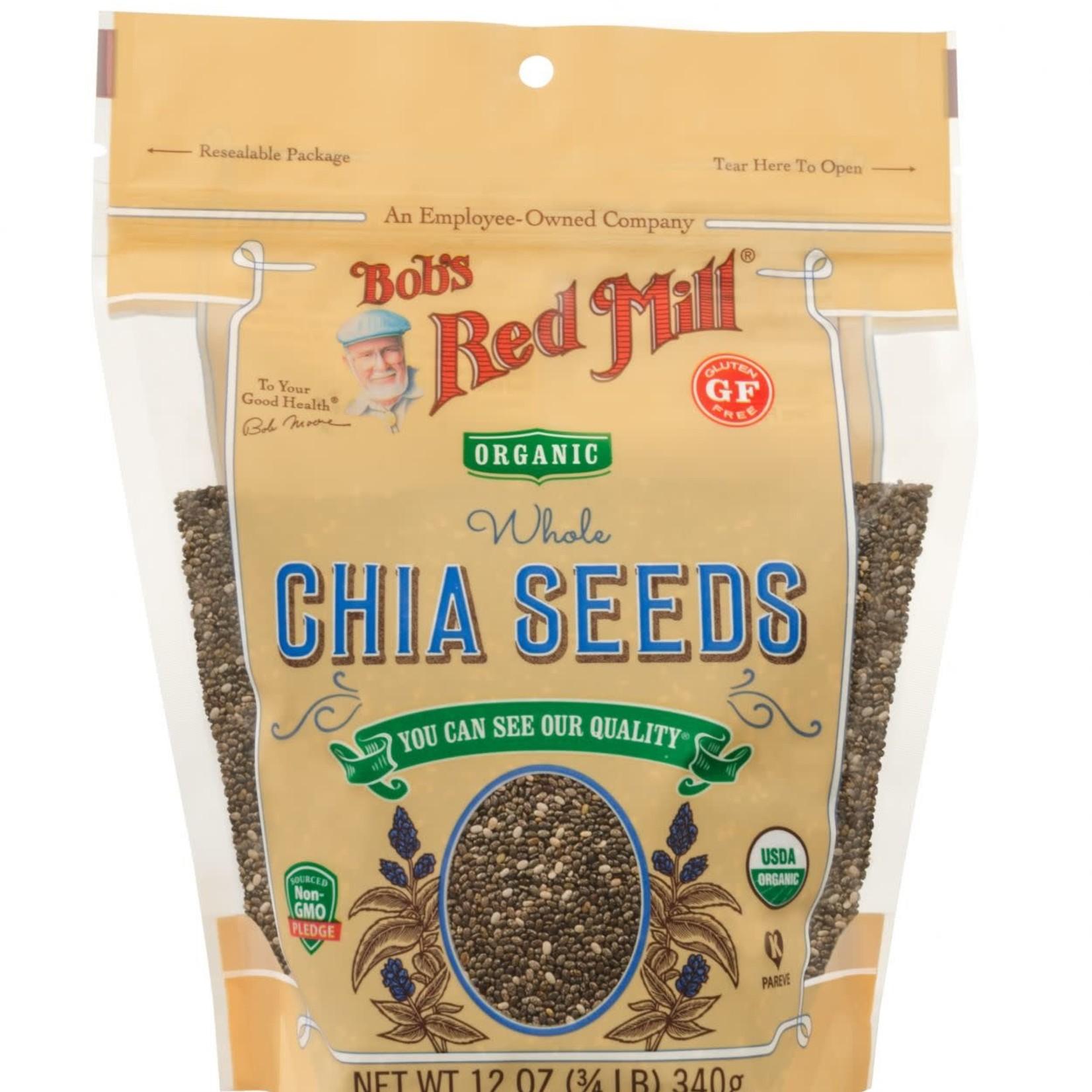 Bob's Red Mill Bob's Red Mill Organic Chia Seeds 340g