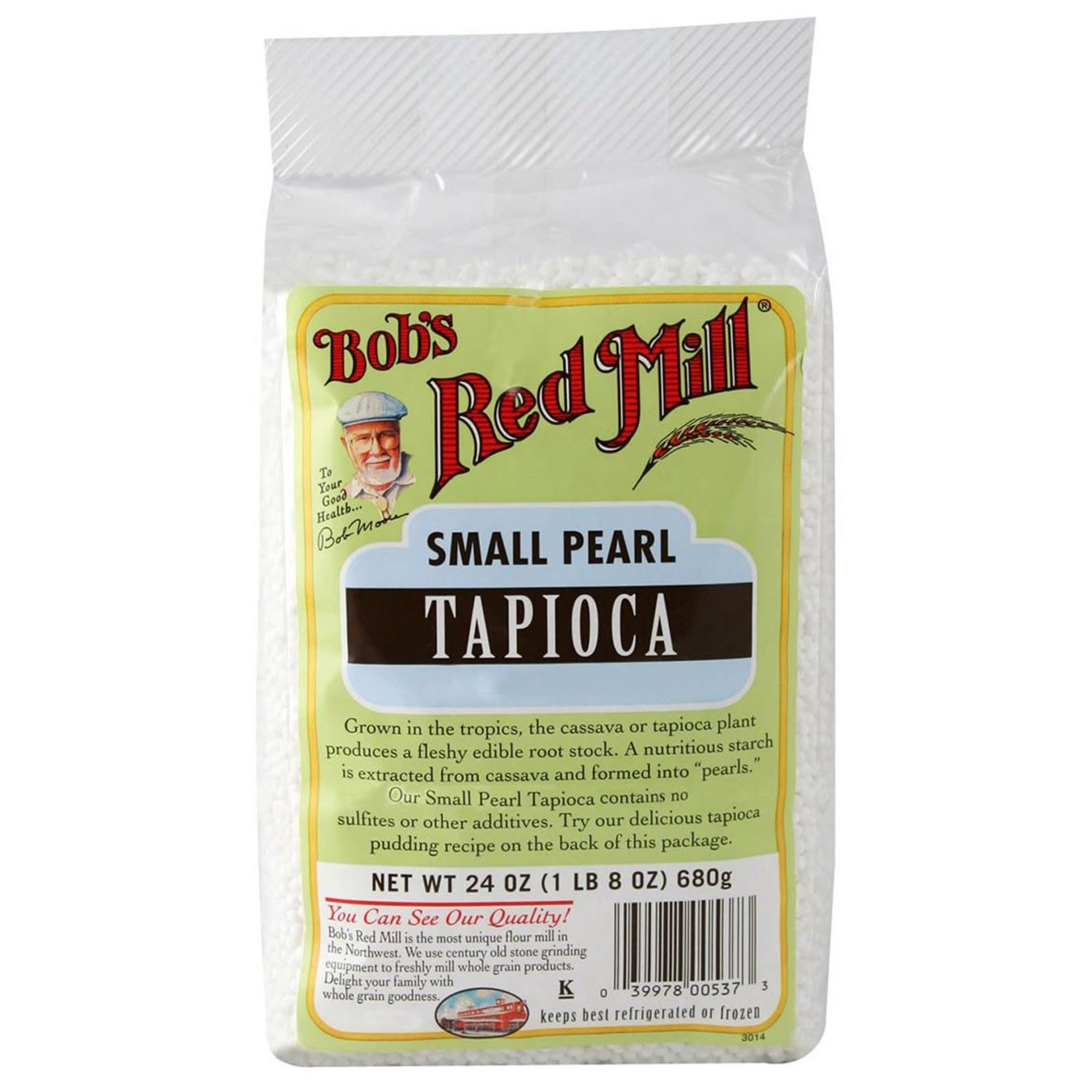 Bob's Red Mill Bob's Red Mill Small Pearl Tapioca 680g