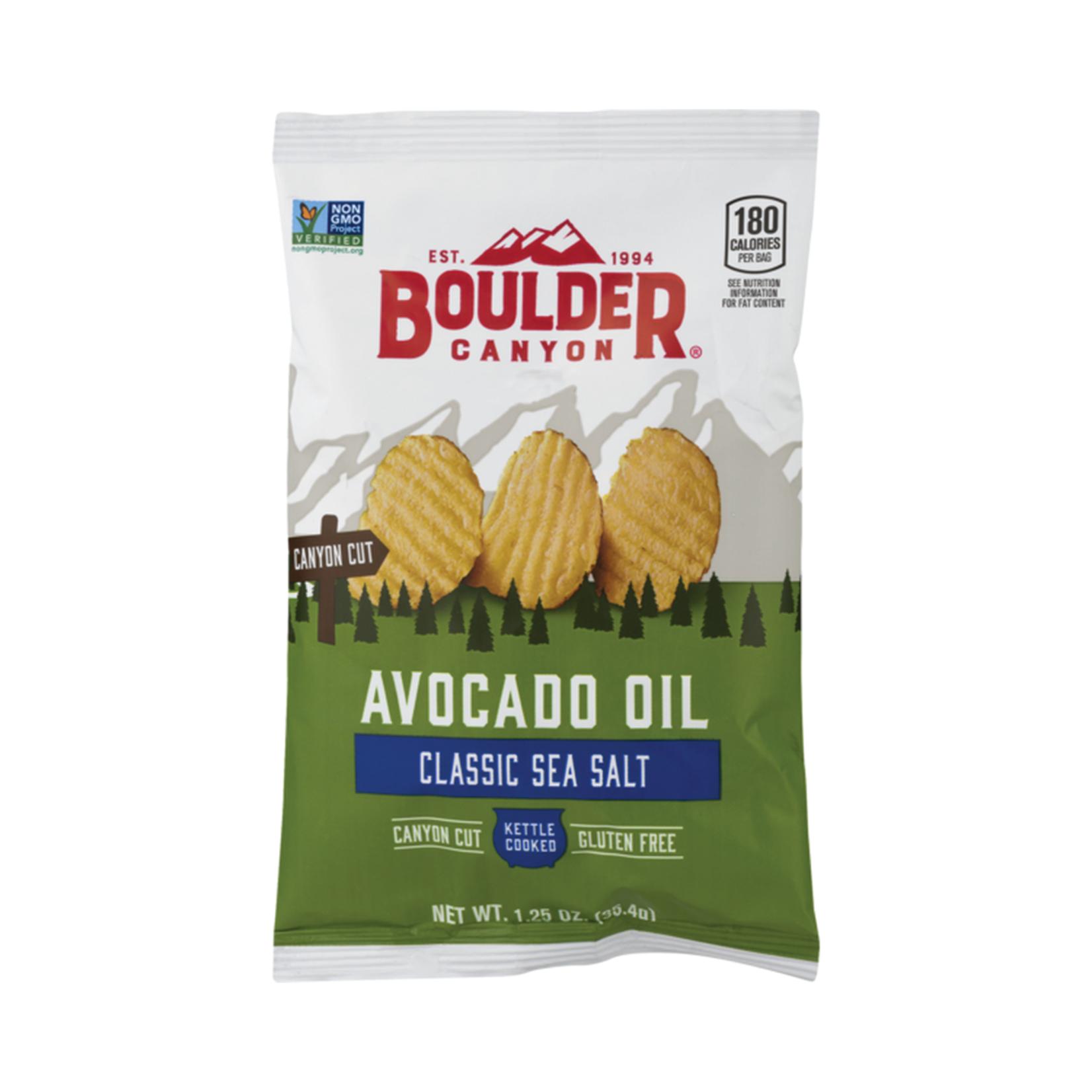 Boulder Canyon Boulder Canyon Classic Sea Salt Potato Chips