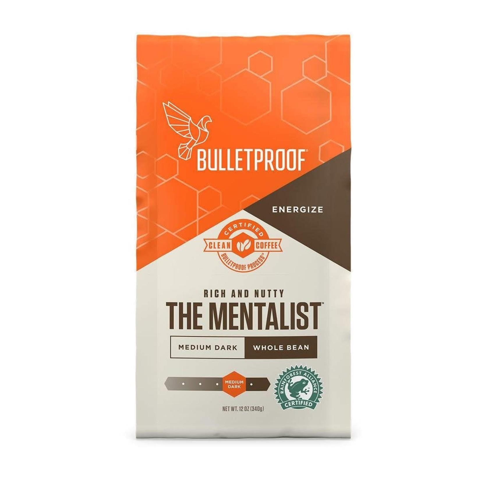 Bulletproof Bulletproof The Mentalist Coffee Whole Bean 340g