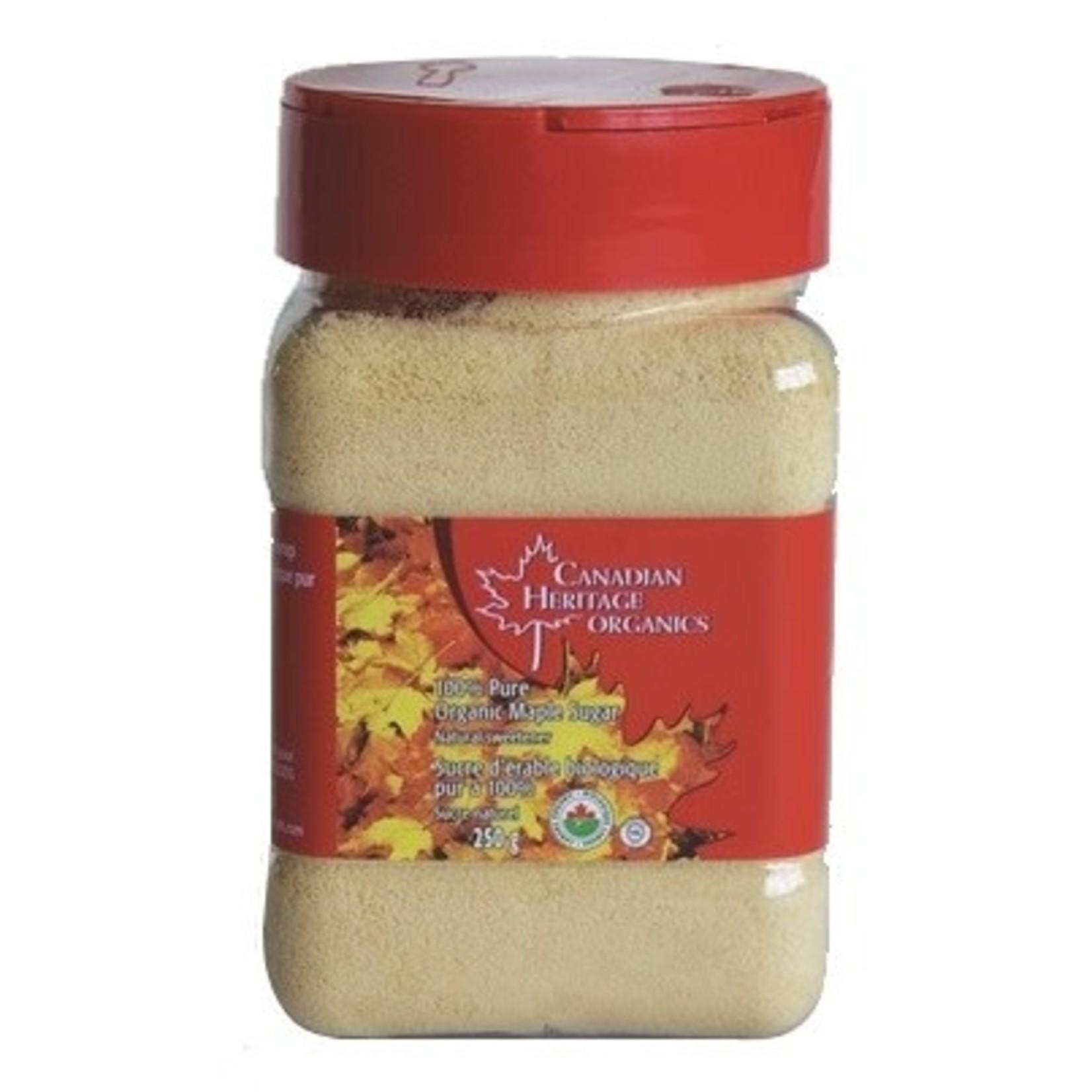 Canadian Heritage Organics Canadian Heritage Organics 100% Pure Maple Sugar