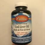Carlson Carlson Cod Liver Oil 150 softgels