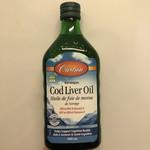 Carlson Carlson Cod Liver Oil Unflavoured 500ml