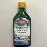 Carlson Carlson Cod Liver Oil Lemon 250ml
