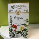 Celebration Herbals Celebration Herbals Licorice Root Tea 24 Tea Bags