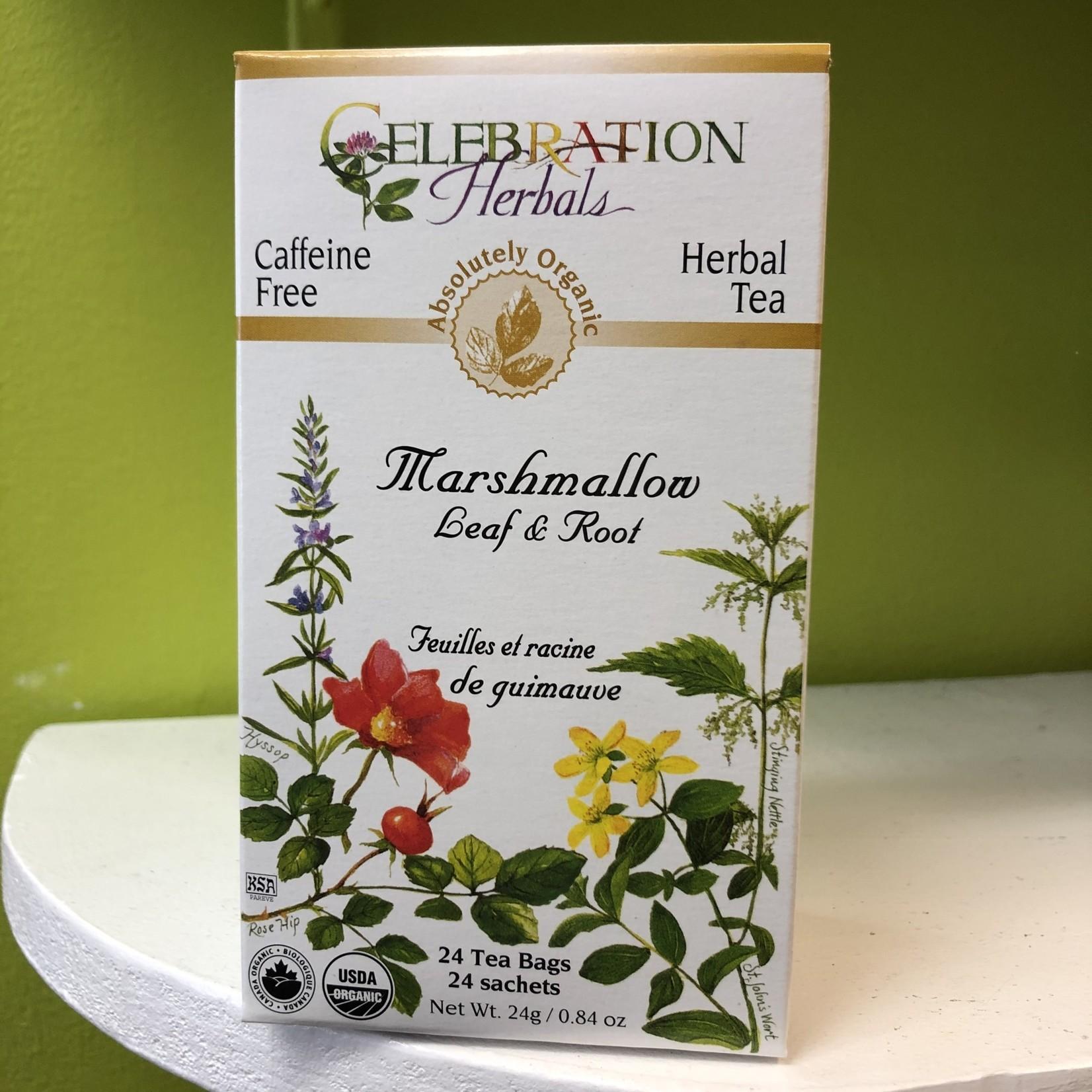 Celebration Herbals Celebration Herbals Marshmallow Tea 24 Tea Bags