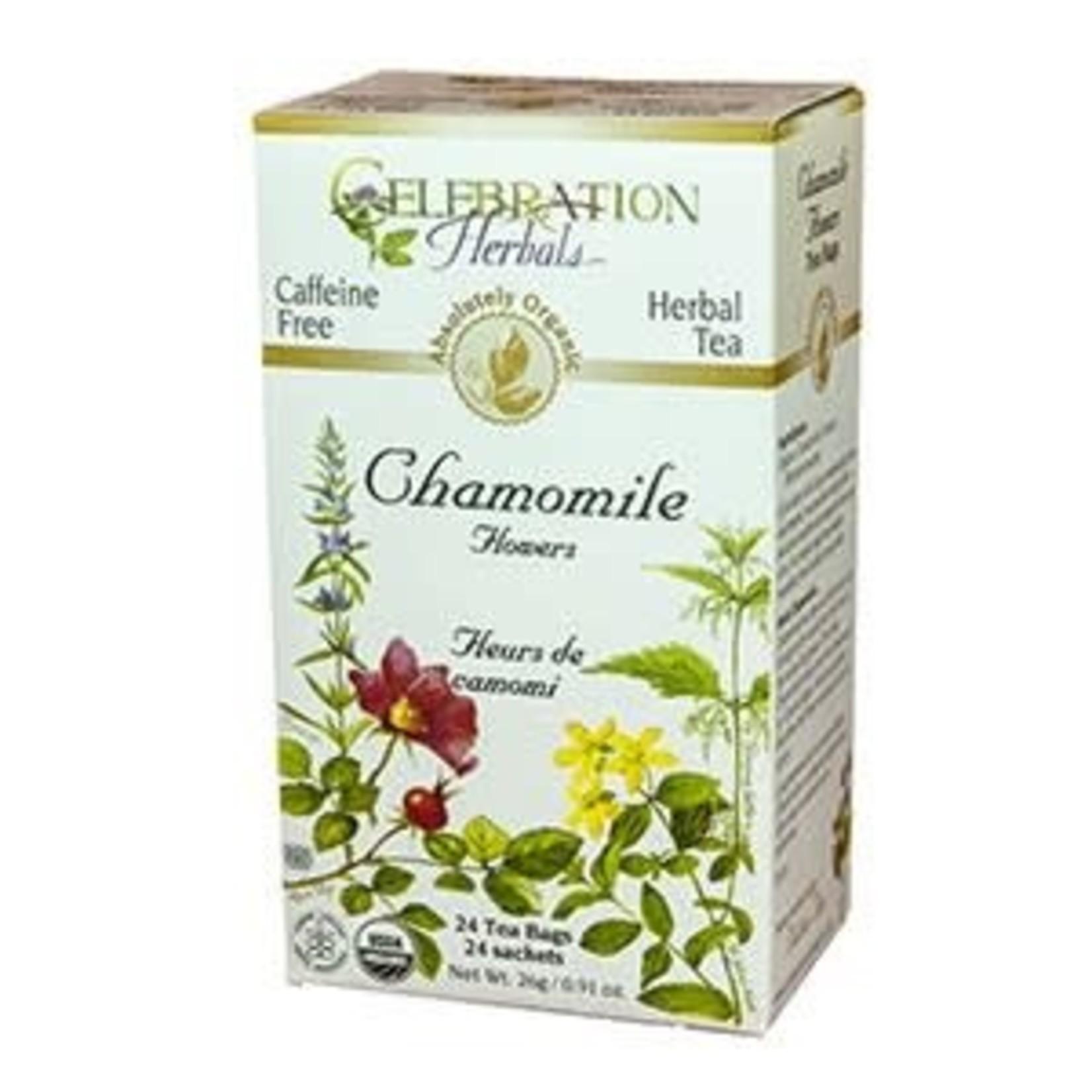 Celebration Herbals Celebration Herbals Chamomile Tea 24 Tea Bags