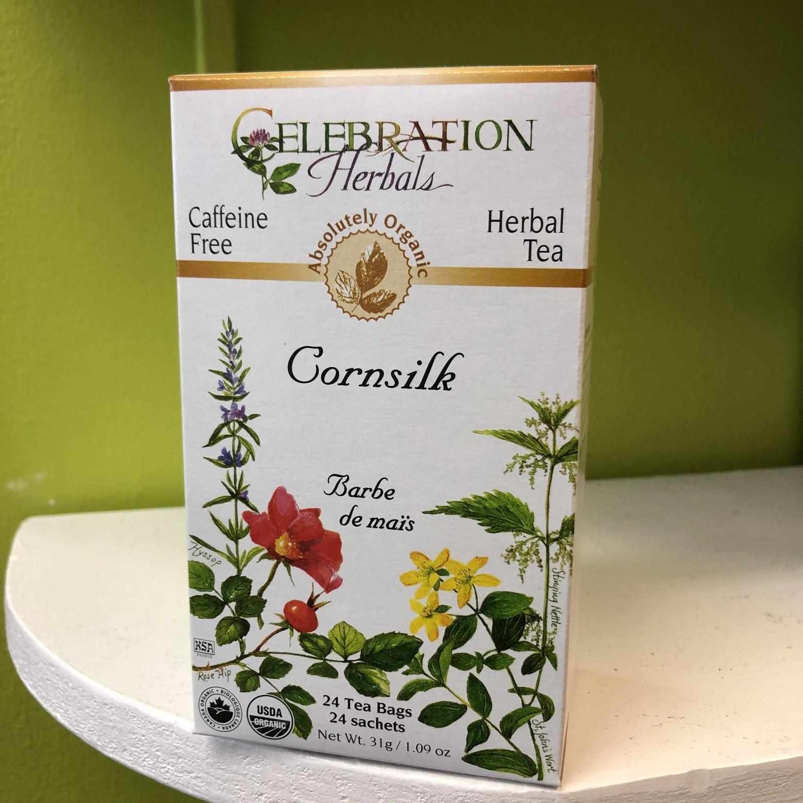 Celebration Herbals Celebration Herbals Cornsilk Tea 24 Tea Bags