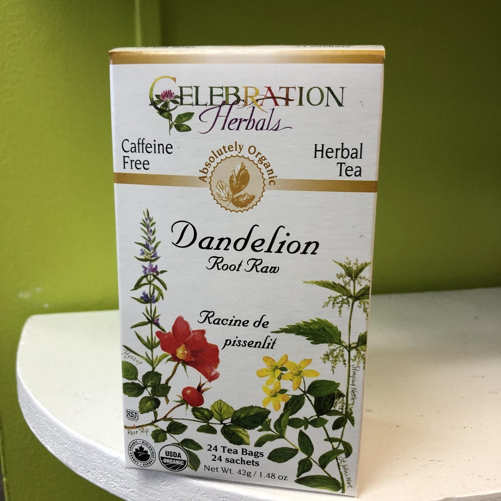 Celebration Herbals Celebration Herbals Dandelion Root Tea 24 Tea Bags