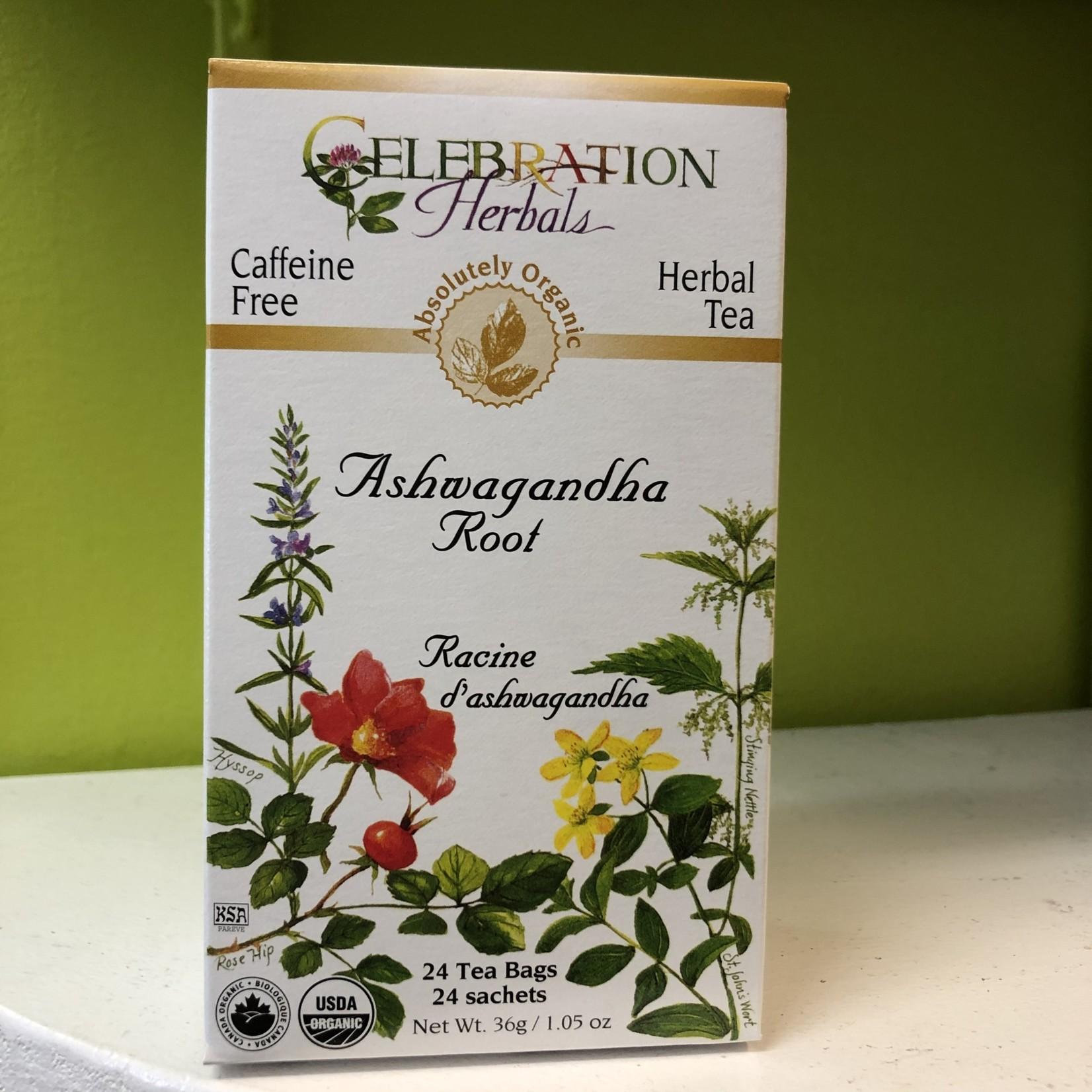 Celebration Herbals Celebration Herbals Ashwagandha Root Tea 24 Tea Bags
