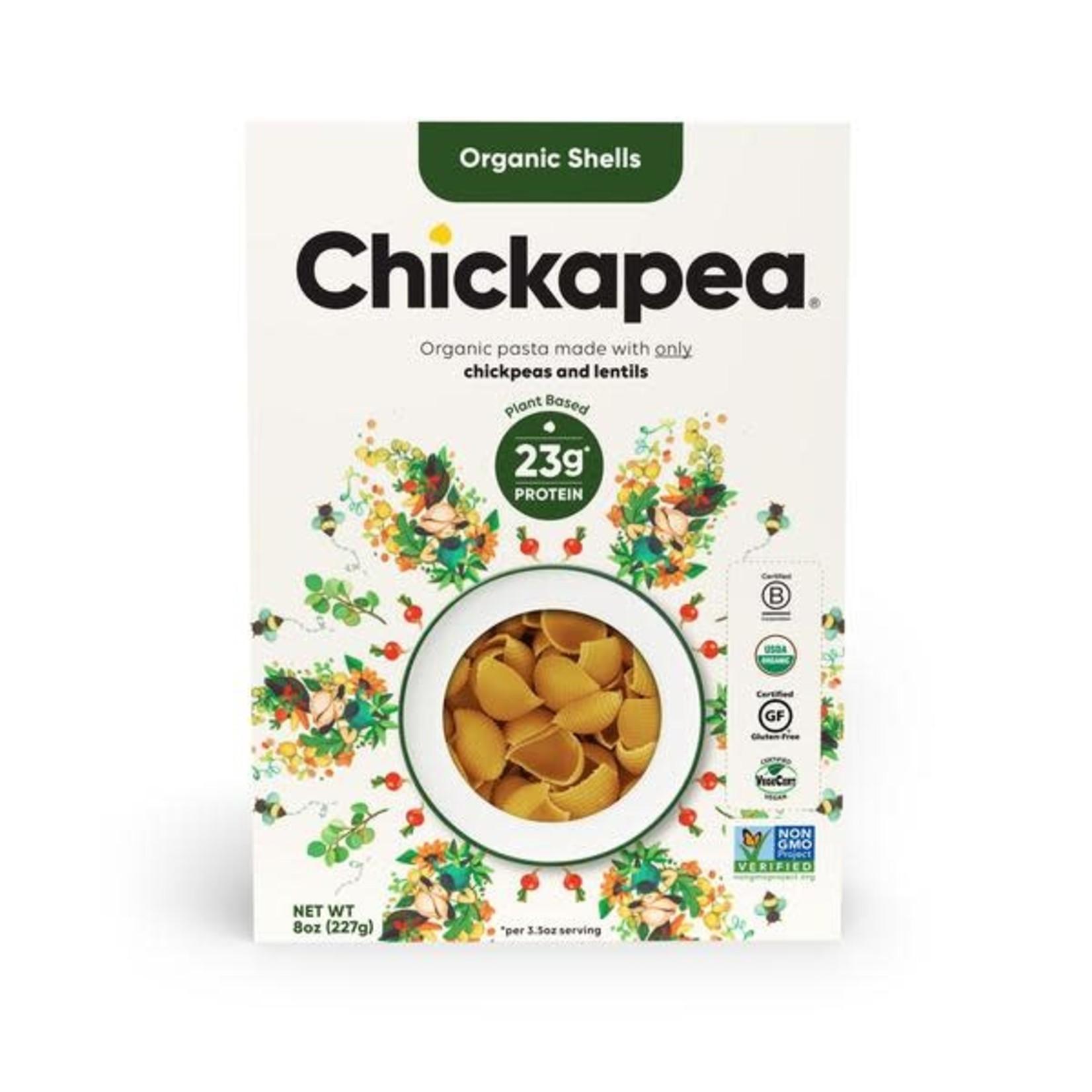 Chickapea Chickapea Shells