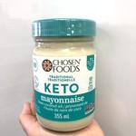 Chosen Foods Chosen Foods Keto Mayo 355ml