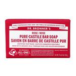 Dr. Bronner's Dr. Bronner's Rose Bar Soap