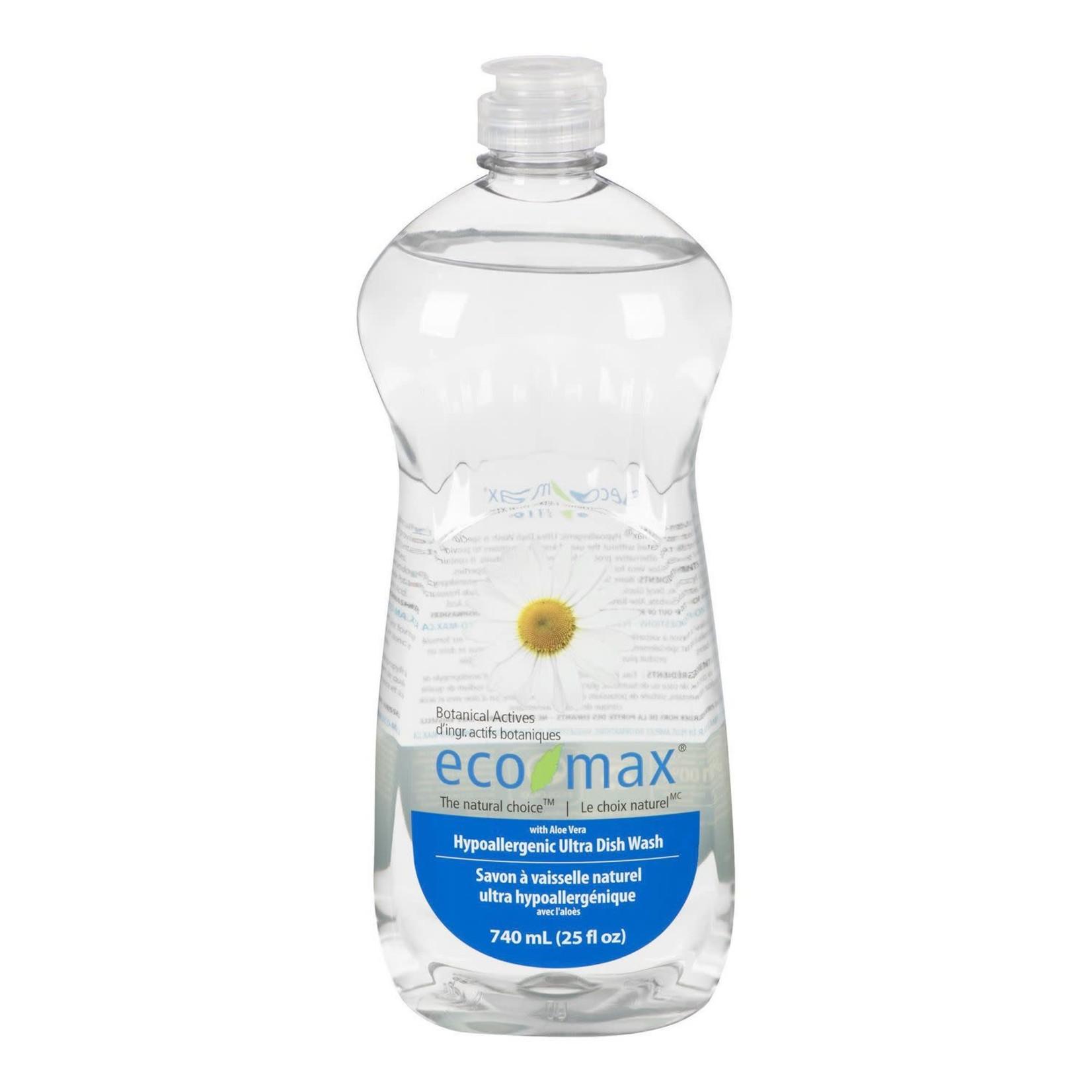 Eco-Max Eco-Max Hypoallergenic Dish Wash 740ml