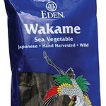Eden Foods Eden Wakame Sea Vegetable 60g