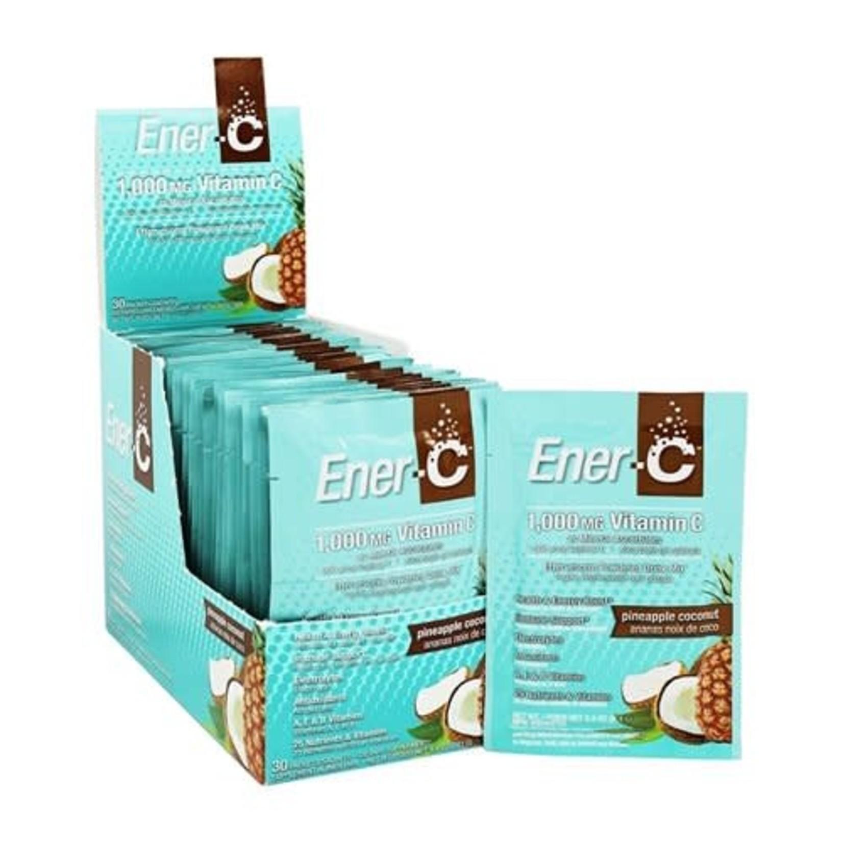 Ener-C Ener-C Pineapple Coconut 30ct