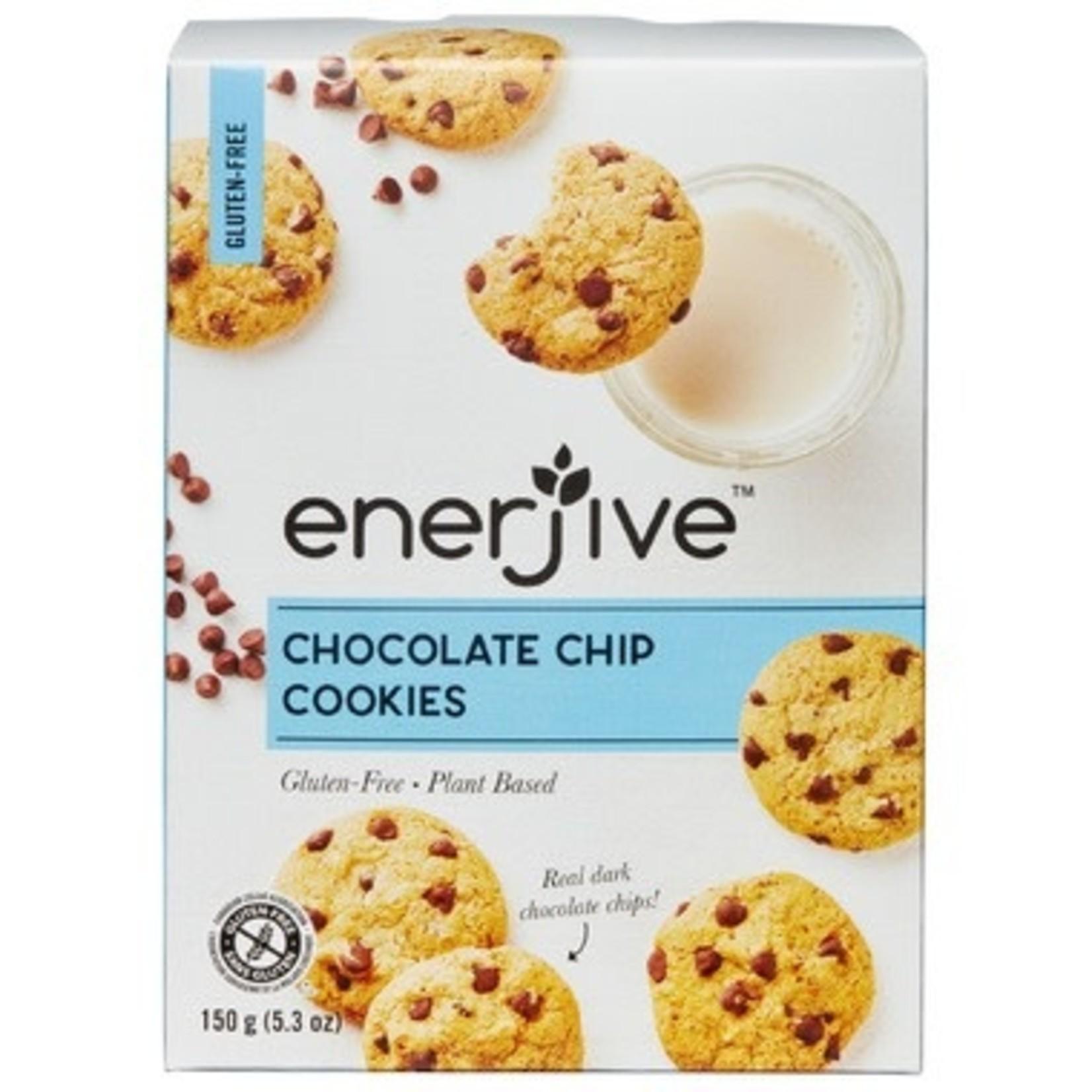 Enerjive Enerjive Chocolate Chip Cookies