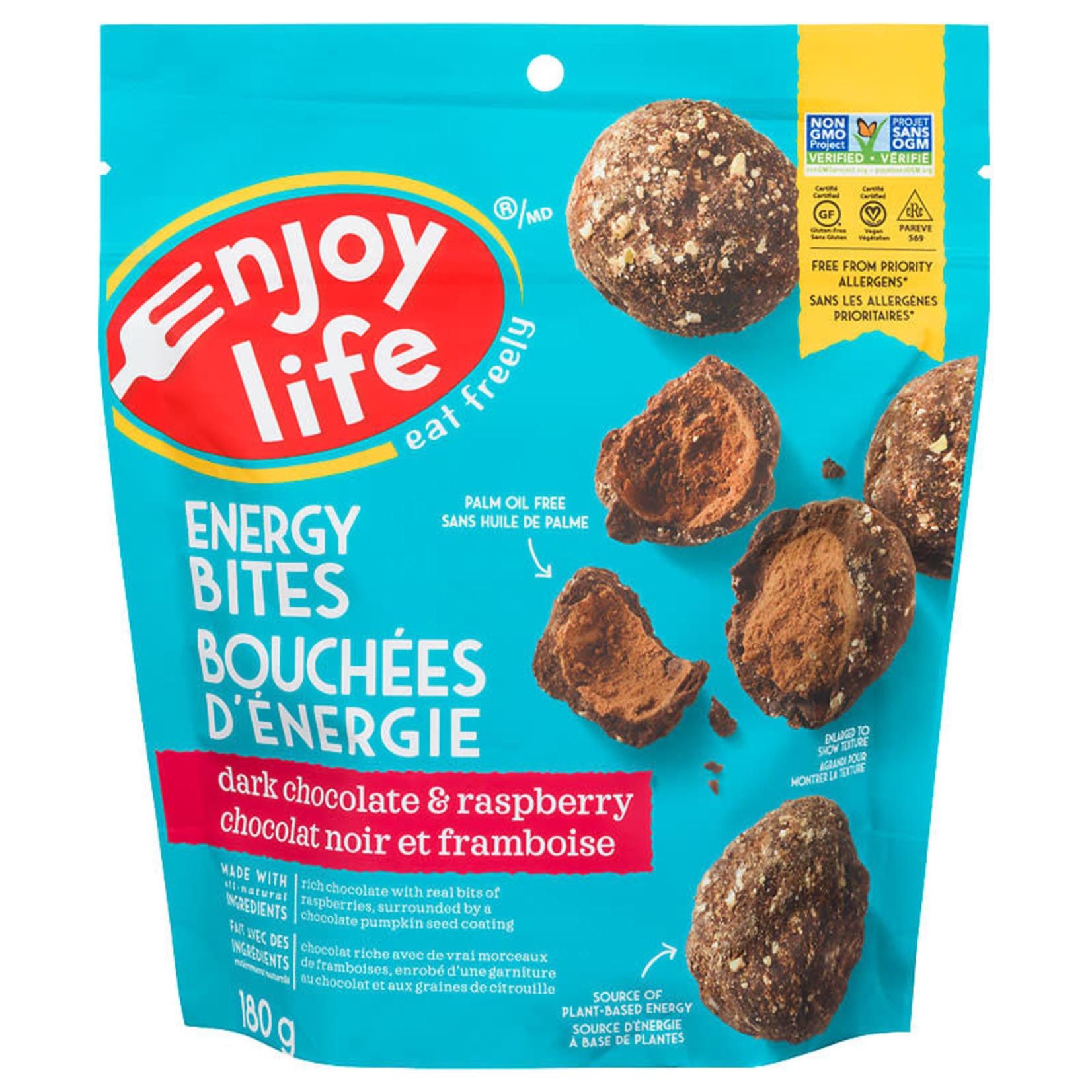 Enjoy Life Enjoy Life Energy Bites Dark Chocolate & Raspberry