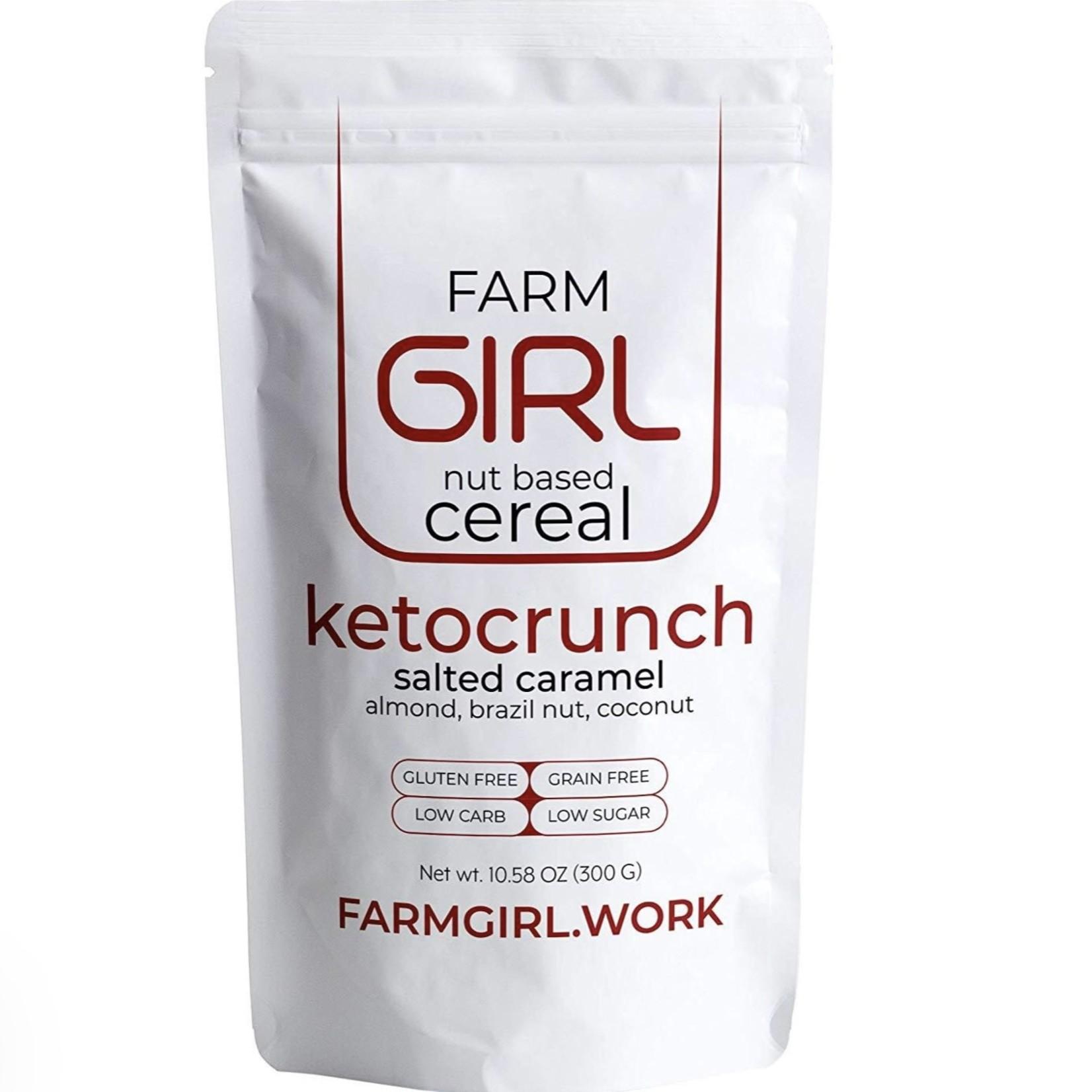Farm Girl Farm Girl Salted Caramel Cereal 300g
