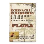 Flora Flora Echinacea Elderberry Tea 16 Tea Bags