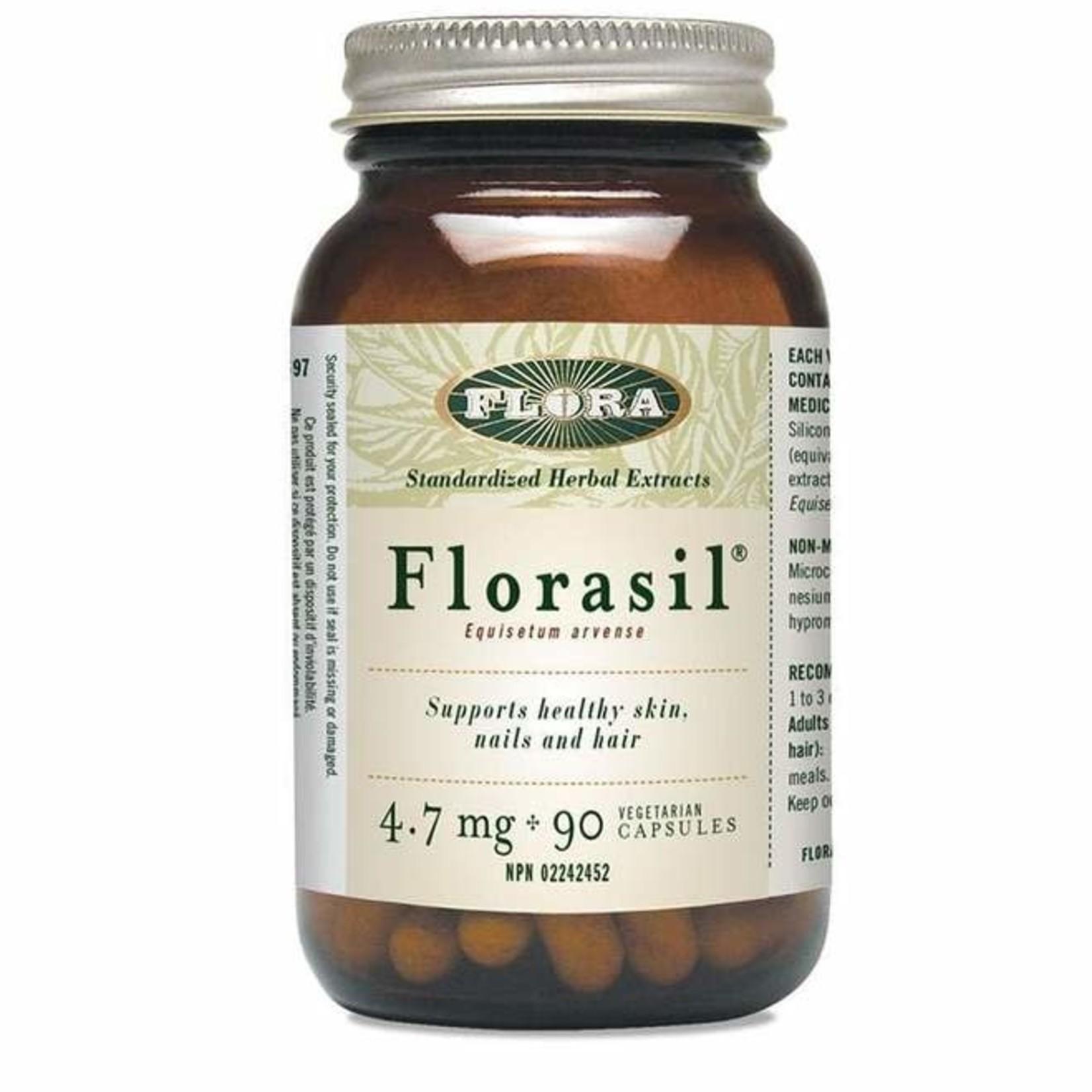 Flora Flora Florasil 90 caps