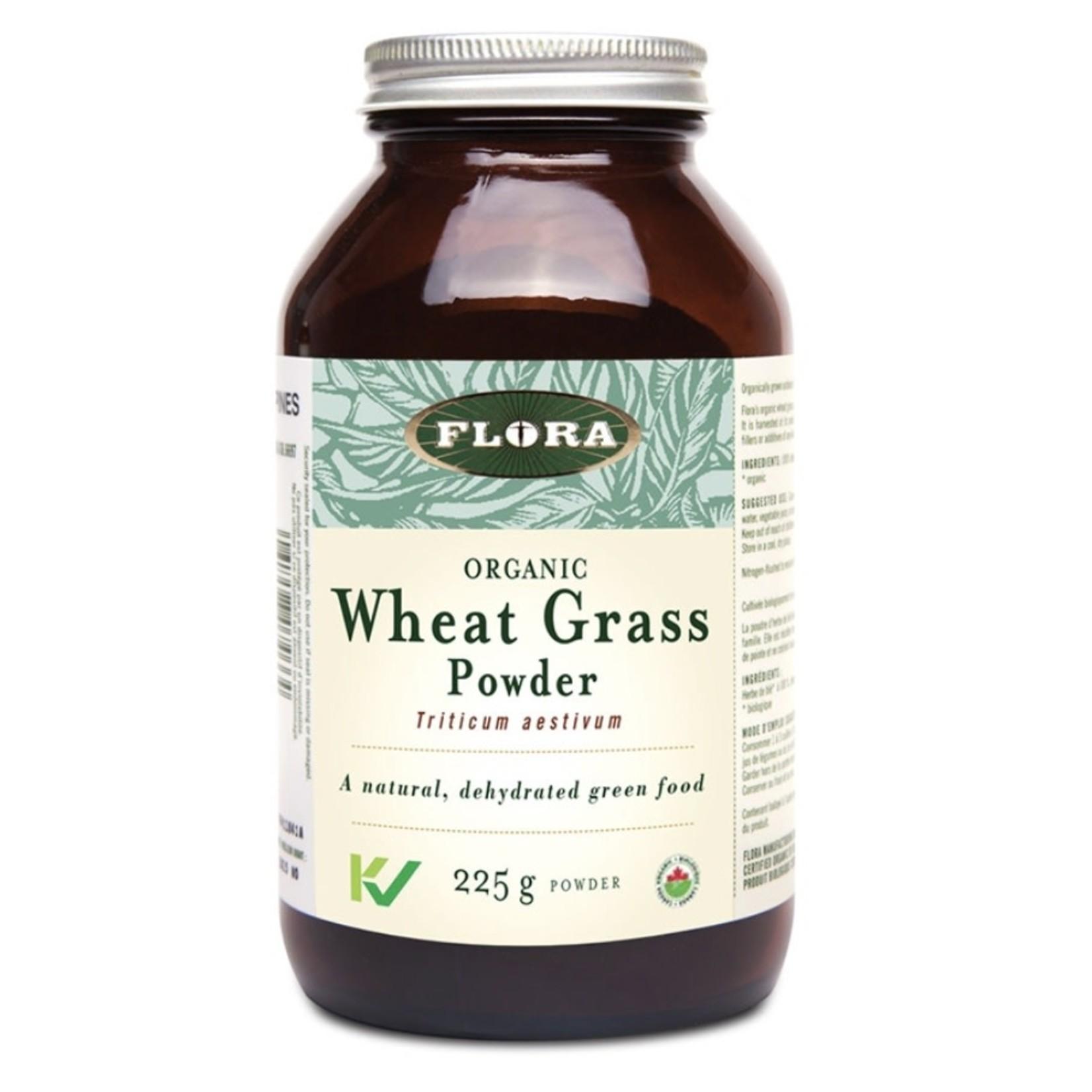 Flora Flora Wheat Grass Powder 225g