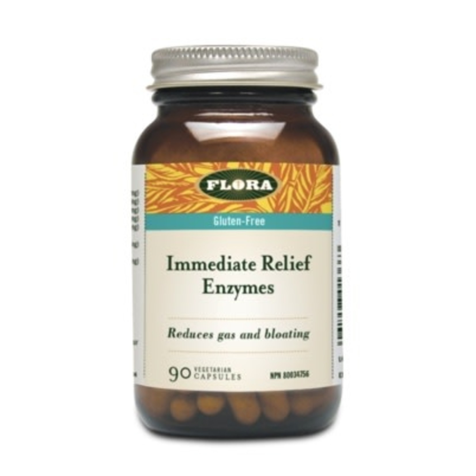 Flora Flora Immediate Relief Enzymes 90 caps