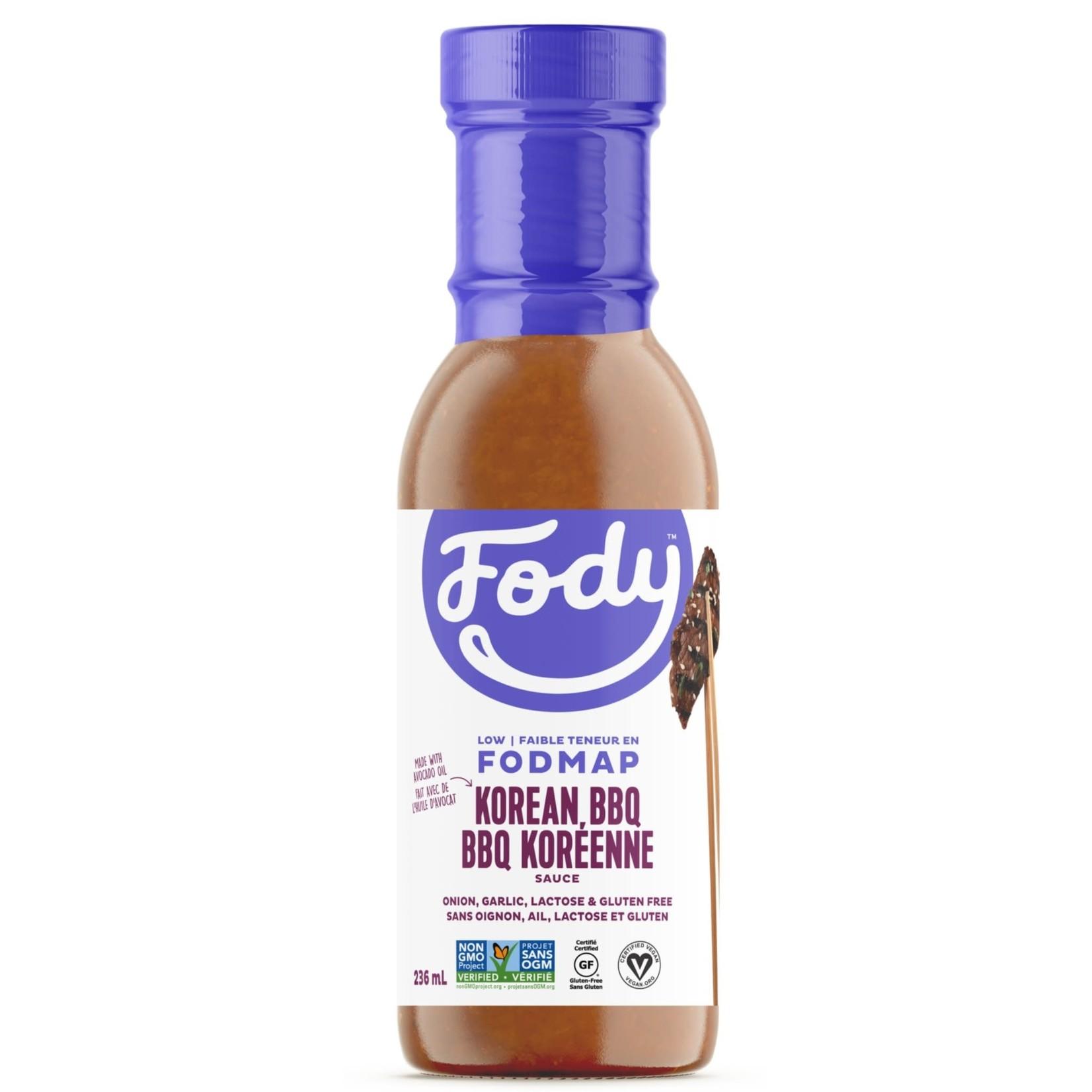 Fody Food Co. Fody Korean BBQ Sauce 236ml